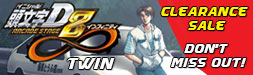 Initial D 8 Clearance Sale! Dont miss out
