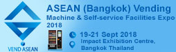 Vend Asean Vending Machine expo