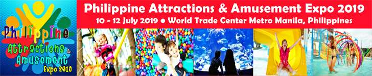 Philippine Attractions and Amusement Expo 2019