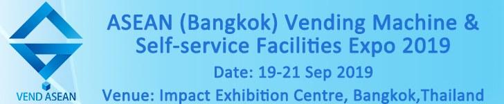 Vend ASEAN 2019 Expo