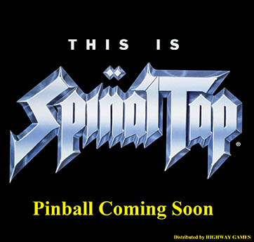 Spinal Tap Pinball