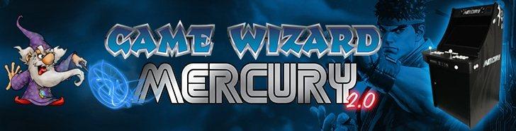 Arcooda Game Wizard Mercury 2.0