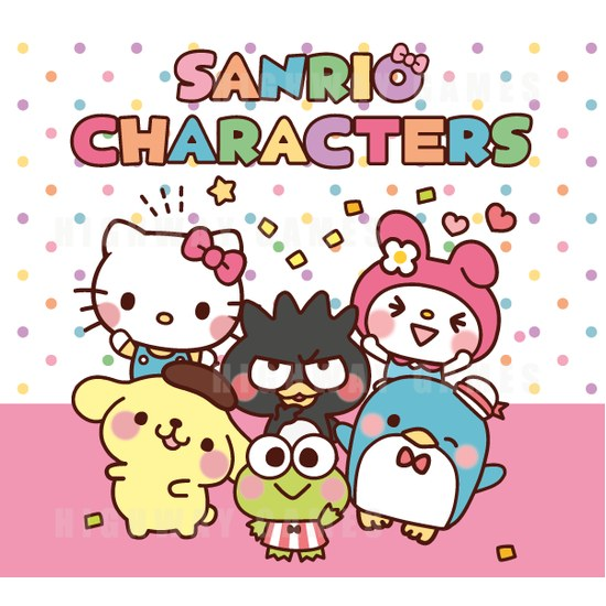Sega release plush toy line-up ahead of EAG 2017 - Hello Kitty Sanrio family
