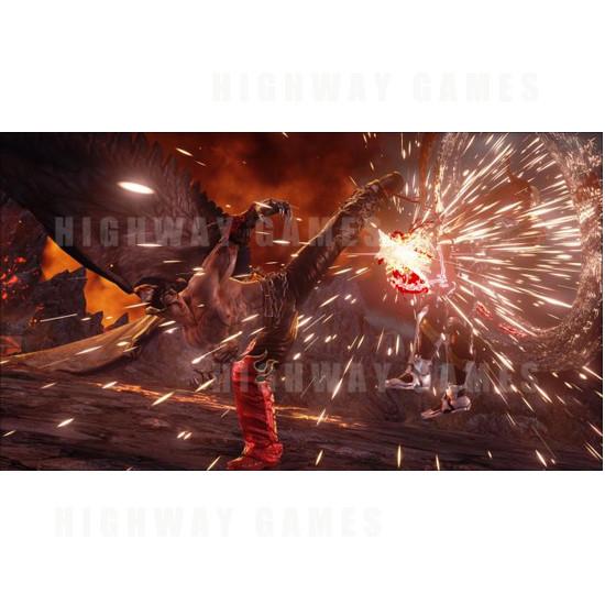 Tekken 7: Fated Retribution release date coming next week - Tekken 7 is visually stunning