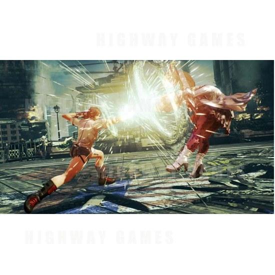 Tekken 7: Fated Retribution release date coming next week - A Tekken 7 fight scene