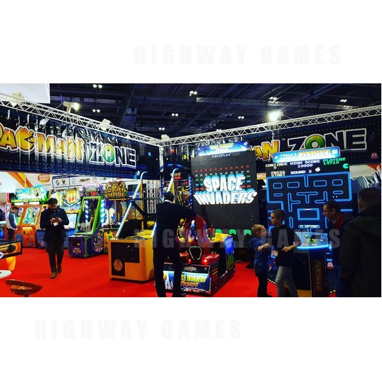 New arcade and pinball games debut at EAG 2017 - EAG 2017 action. Picture: Twitter/@7Ten