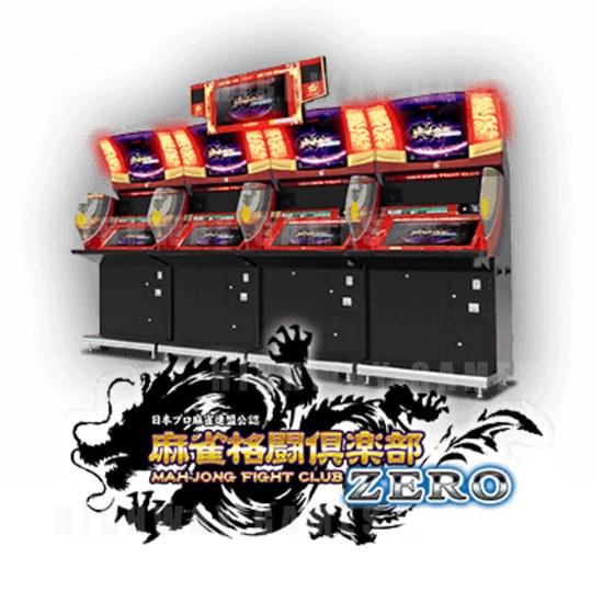 New arcade games from Sega, Taito at JAEPO 2017 - Mah-Jong Fight Club