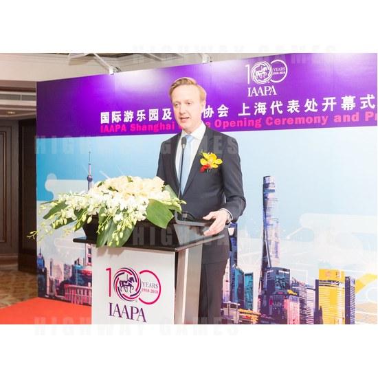 IAAPA Opens Regional Office in Shanghai, China - IAAPA Shanghai Office Opening - 1