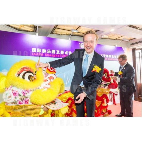 IAAPA Opens Regional Office in Shanghai, China - IAAPA Shanghai Office Opening - 2