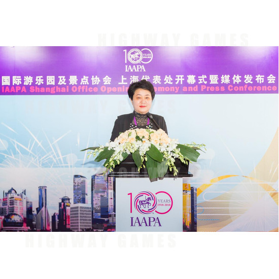 IAAPA Opens Regional Office in Shanghai, China - IAAPA Shanghai Office Opening - 4