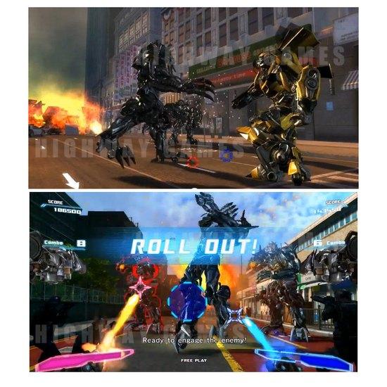 Sega and Firestone Offering Transformers Finance Programs This Silly Season - Transformers Human Alliance Screenshot 1