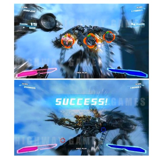 Sega and Firestone Offering Transformers Finance Programs This Silly Season - Transformers Human Alliance Screenshot 2