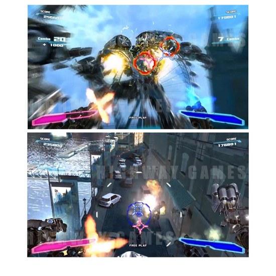 Sega and Firestone Offering Transformers Finance Programs This Silly Season - Transformers Human Alliance Screenshot 3