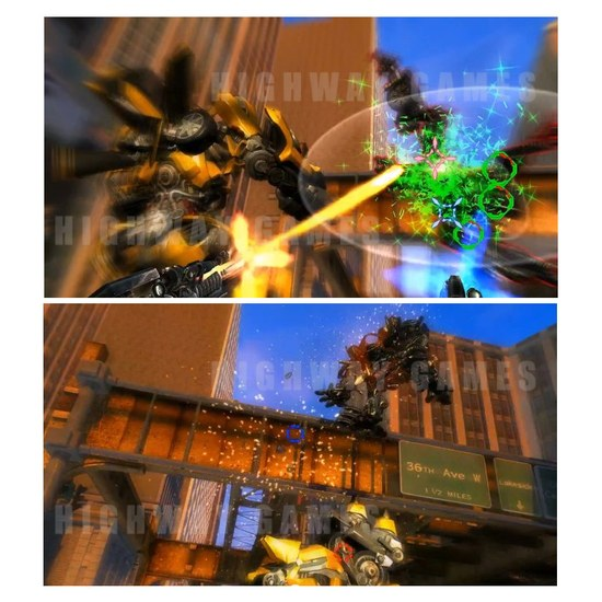 Sega and Firestone Offering Transformers Finance Programs This Silly Season - Transformers Human Alliance Screenshot 4