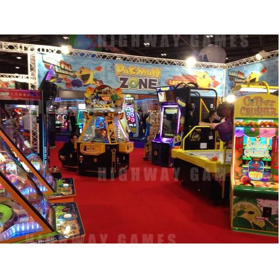 EAG International 2015 Wrap Up - Bandai Namco - EAG International 2015