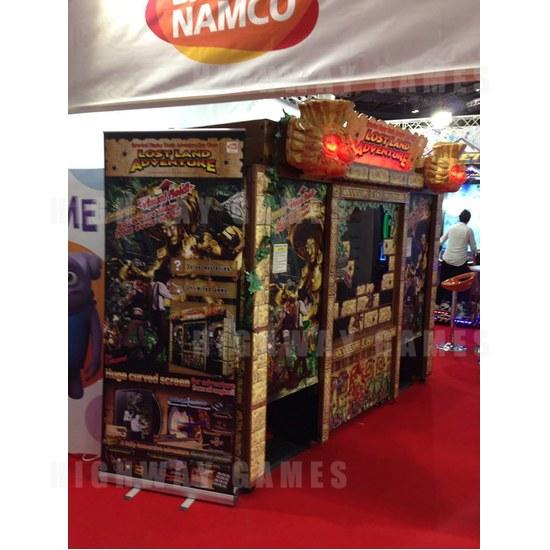 EAG International 2015 Wrap Up - Lost Land Adventure - Bandai Namco - EAG International 2015