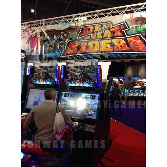 EAG International 2015 Wrap Up - Dead Heat Riders - Bandai Namco - EAG International 2015