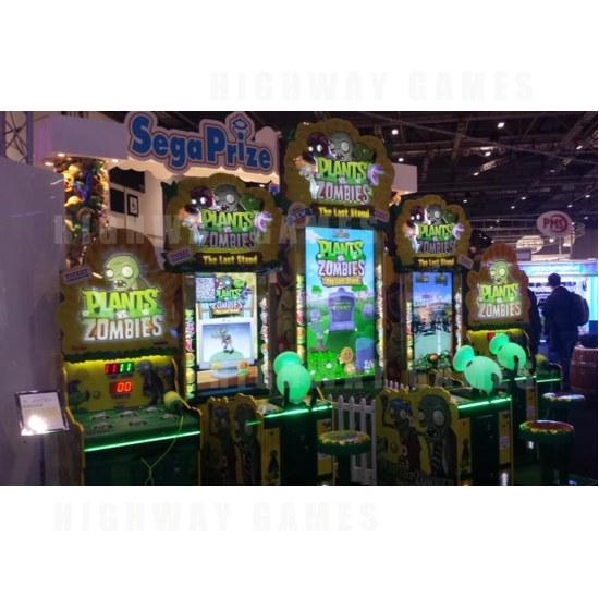EAG International 2015 Wrap Up - Palnts vs Zombies - Sega - EAG International 2015