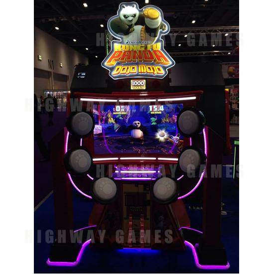 EAG International 2015 Wrap Up - Kung Fu Panda Dojo Mojo - Sega - EAG International 2015