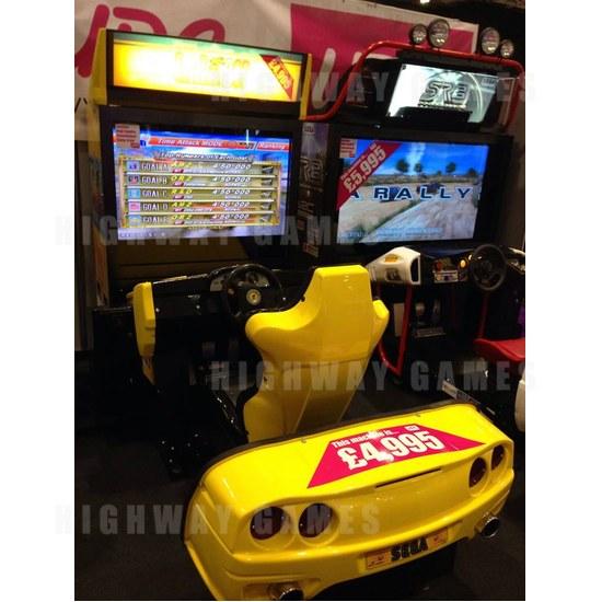 EAG International 2015 Wrap Up - Sega - EAG International 2015