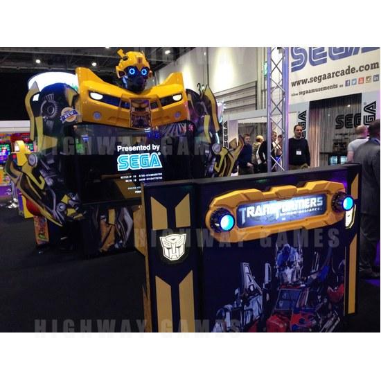 EAG International 2015 Wrap Up - Transformers Super Deluxe - Sega - EAG International 2015