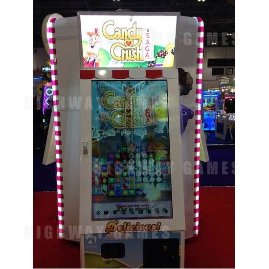 EAG International 2015 Wrap Up - Candy Crush Saga - Adrenaline Amusements - EAG International 2015