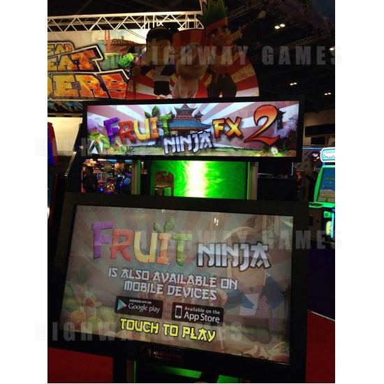 EAG International 2015 Wrap Up - Fruit Ninja FX 2 - Adrenaline Amusements - EAG International 2015