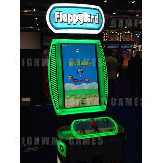 EAG International 2015 Wrap Up - Flappy Bird Arcade Machine - IGN - EAG International 2015