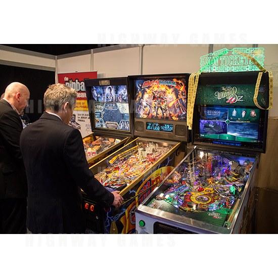 EAG International 2015 Wrap Up - Pinball Machine - EAG International 2015