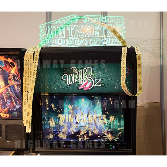 EAG International 2015 Wrap Up - Wizard of Oz Redemption Mode - Jersey Jack Pinball - EAG International 2015