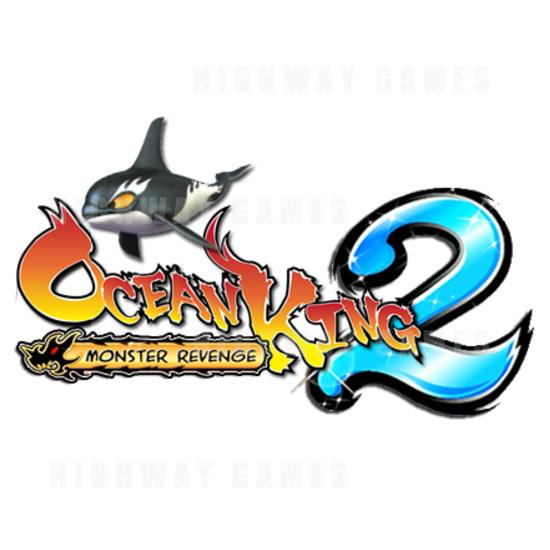 Ocean King 2 : Monster's Revenge Available Now! - Ocean King 2 : Monster's Revenge Logo