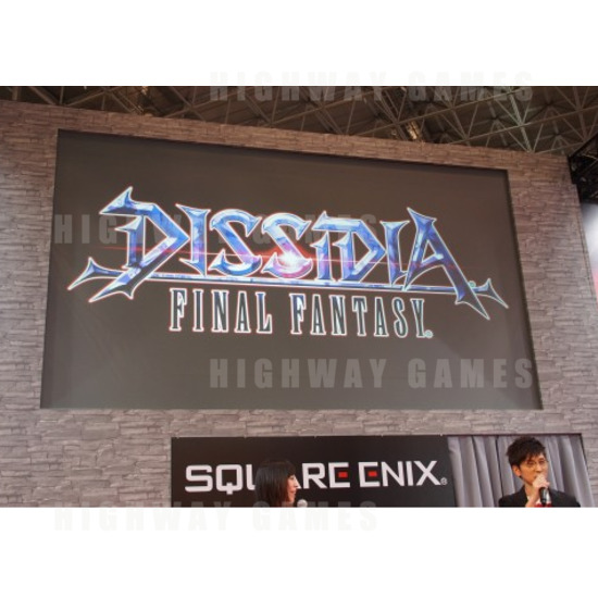 JAEPO 2015 Show Wrap Up - Final Fantasy Dissidia by Square Enix - JAEPO 2015 Show - 2