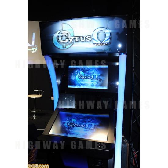 JAEPO 2015 Show Wrap Up - Cytus Omega at Capcom booth - JAEPO 2015 Show
