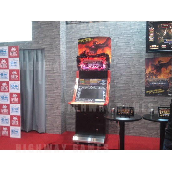 JAEPO 2015 Show Wrap Up - Wizrogue at TAITO booth - JAEPO 2015 Show