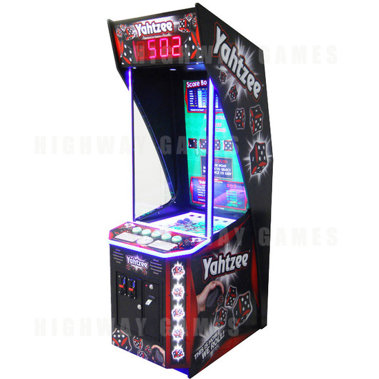 Dave & Buster's Add Coastal Amusements Machines To Summer of Games Package - Yahtzee Arcade Machine