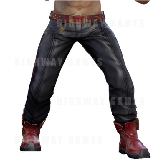 Tekken 7 Data Leak Reveals More Characters Jin Kazama Tekken 7 2
