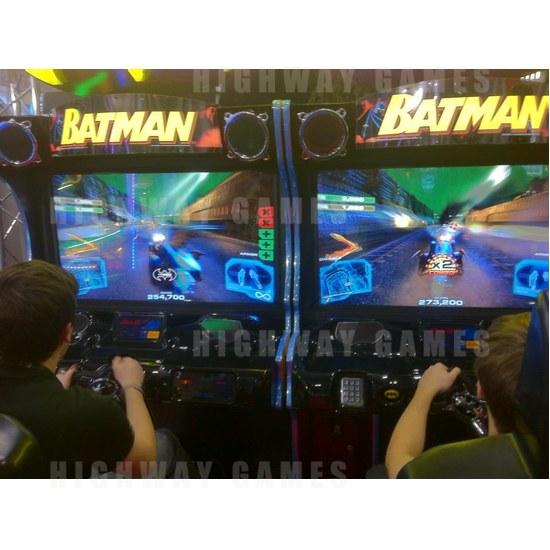 Updates from EAG International 2014 - Batman Close Up