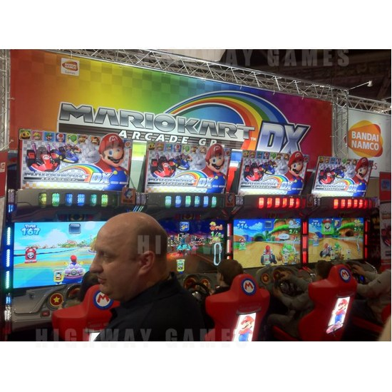 Updates from EAG International 2014 - Mario Kart GP DX