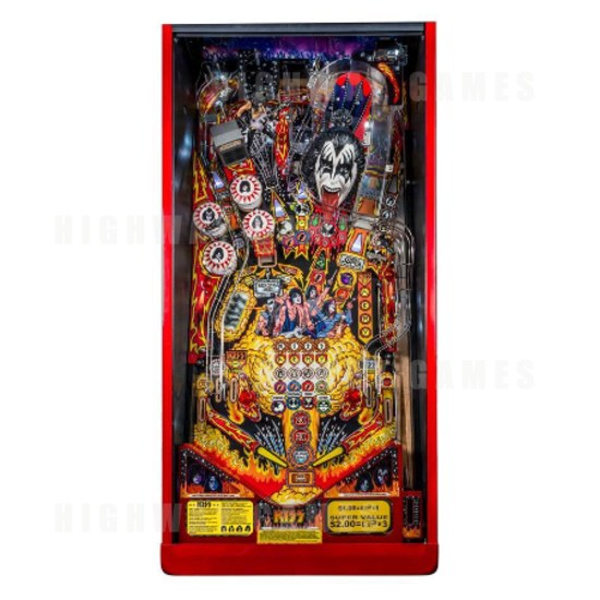 Stern Pinball and Epic Rights Release KISS Pinball Machine - KISS Pinball Machine by Stern and Epic Rights - 3