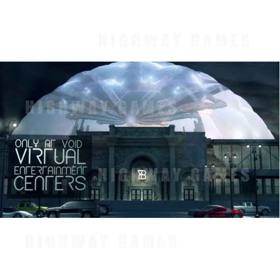 The VOID First Virtual Reality Theme Park Opening in 2016 - The VOID Virtual Reality Entertainment Center