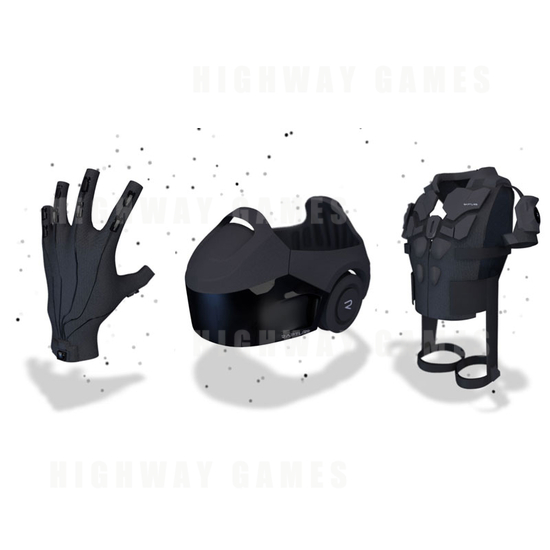 The VOID First Virtual Reality Theme Park Opening in 2016 - The VOID Virtual Reality Entertainment Center - Rapture Technology