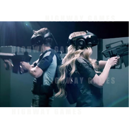 The VOID First Virtual Reality Theme Park Opening in 2016 - The VOID Virtual Reality Entertainment Center - In Game - 1