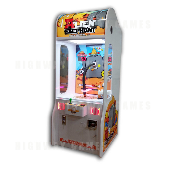 Alien Elephant Redemption Arcade Machine Released to Market! - Image 1