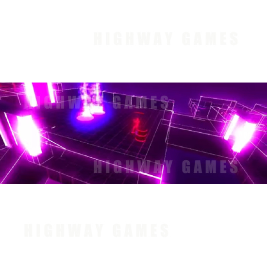 New HTP Technolust Video For Arcade Prototype - HTP- Technolust Video Arcade Game Prototype