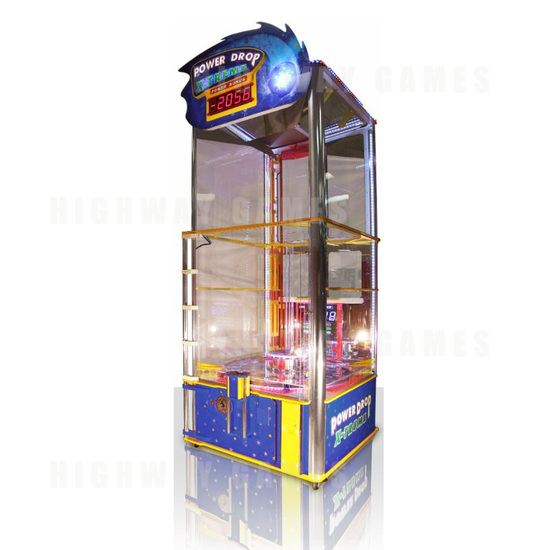 Benchmark Games Shipping Power Drop X-Treme in Mid August - Power Drop X-Treme Arcade Machine by Benchmark Games