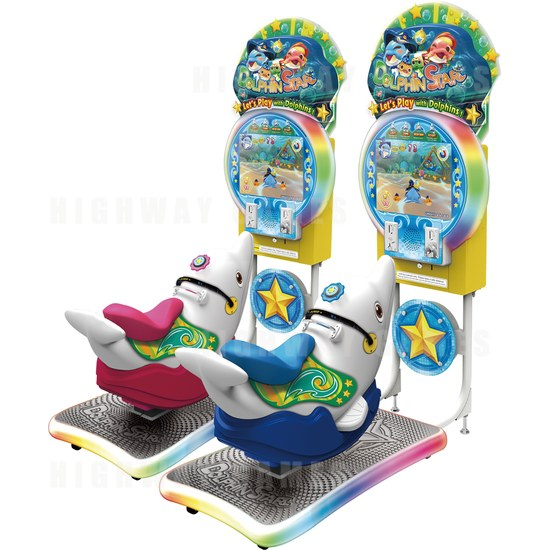 New Spongebob Pineapple, Dolphin Star & Pink Panther Arcade Machines Released - New Spongebob Pineapple, Dolphin Star & Pink Panther Arcade Machines Released - 3