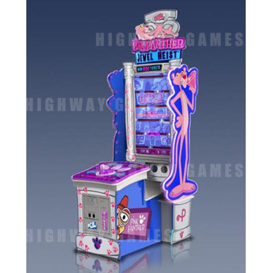 New Spongebob Pineapple, Dolphin Star & Pink Panther Arcade Machines Released - New Spongebob Pineapple, Dolphin Star & Pink Panther Arcade Machines Released - 4