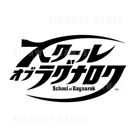 School of Ragnarok Now Operating in Arcades - School of Ragnarok Arcade Machine Logo