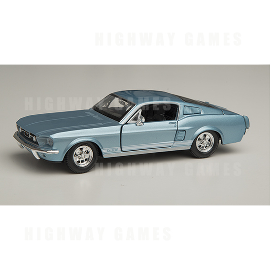 Stern Annouced Today Availability of the Mustang Pro, Premium and Limited Edition Pinballs. - Limited Edition Toy Car