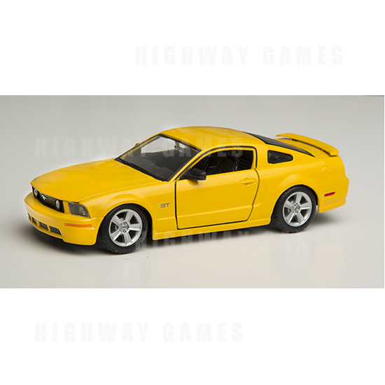 Stern Annouced Today Availability of the Mustang Pro, Premium and Limited Edition Pinballs. - Pro Toy Car